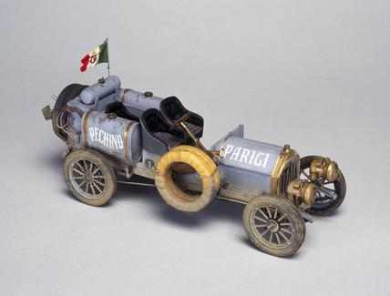 Itala racing car, 1907.
