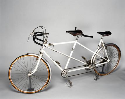 Tandem bicycle, 1948.