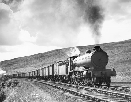 Caledonian Railway Clas 60 4-6-0 steam locomotive, 1930s.