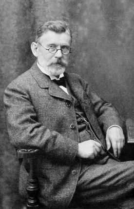 """a biography of paul ehrlich the german bacteriologist Description: black and white autographed photo of dr paul ehrlich, german bacteriologist signed, """"p ehrlich"""" home location."""
