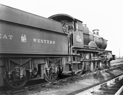 'County of Worcester' steam locomotive, Cou