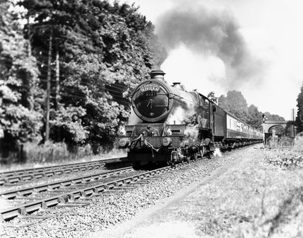 'King Edward III' steam locomotive, King Cl