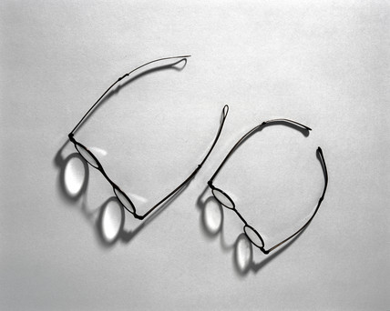 Two pairs of spectacles, 1800-1850.