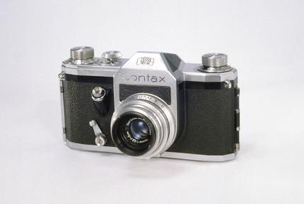 Contax S camera, 1949-1951.