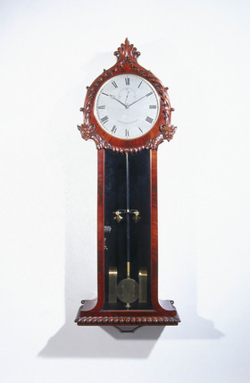 Bain electric clock, c 1850.