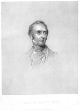 Charles Aston Key, FRS, surgeon, c 1830.