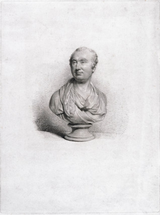 Matthew Baillie, Scottish physician and pioneer morbid anatomist, c 1812.
