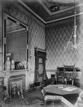 St Pancras Station Hotel, 1866-1870.