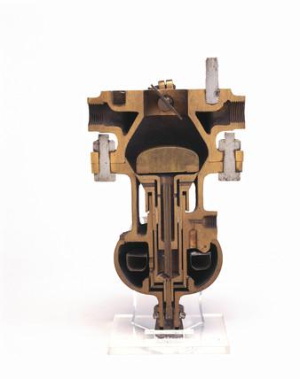 Stewart Precision carburettor, 1911.