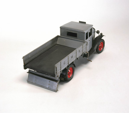 GWR lorry, c 1930.