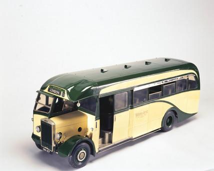 Leyland pasenger coach, 1936.