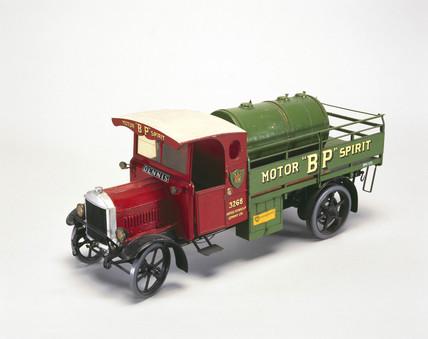 Dennis lorry, 1922.