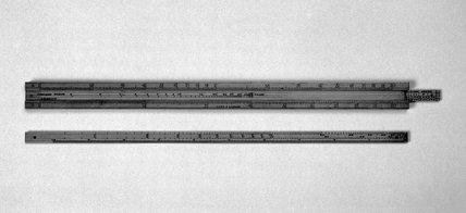 Slide rule belonging to James Watt, Scottish engineer, 1790-1819.