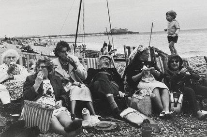Brighton Beach, West Sussex, 1966.