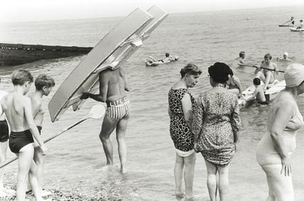 Eastbourne, 1968.