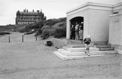 Newquay, 1969.