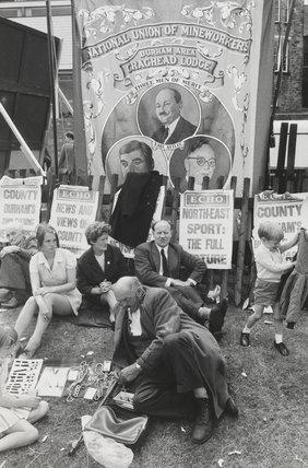 Durham Miners' Gala, 1969.