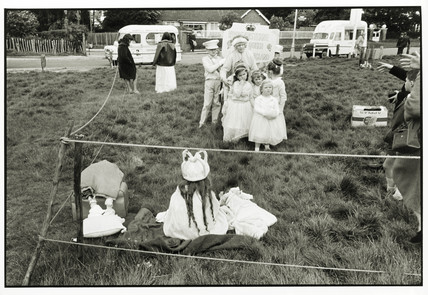 May Queen Festival at Woodmansterne, Surrey, 1968.