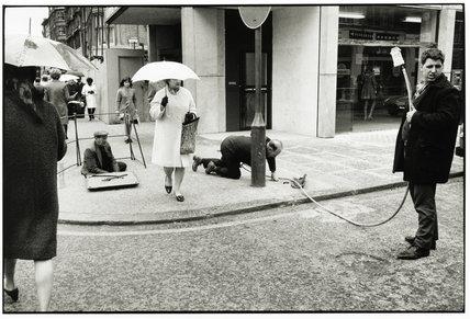 Brook Street, London, 1968.