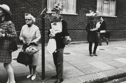 Chelsea Flower Show, 1968.