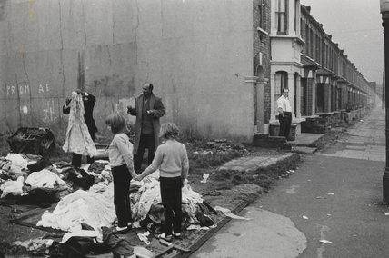 Notting Hill Gate, London, 1967.
