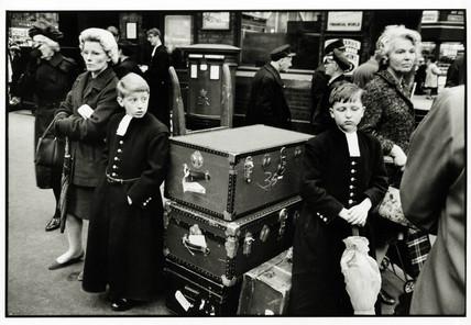 Public Schoolboys, 1969.