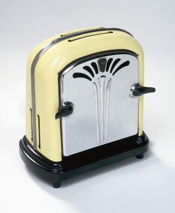 HMV Burlington electric toaster model TU1, c 1949.