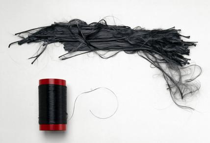 Carbon fibre, 1966.