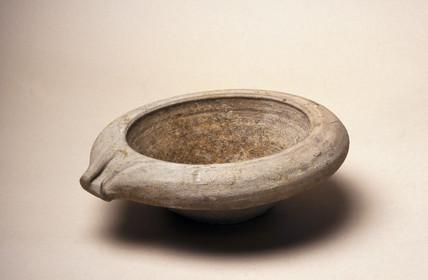 Roman mortar, c 1st century AD.