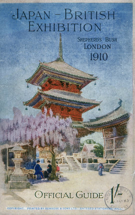 Japan-British Exhibition catalogue, 1910 (Science Museum / Science & Society)