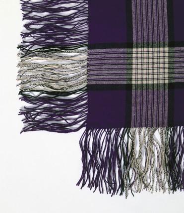 Mauve shawl, 1862.