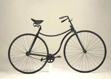 Safety bicycle, 1885 (Science Museum / Science & Society)