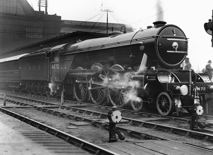'Flying Scotsman', 1928.
