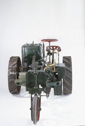The Ivel Agricultural Tractor, 1902.
