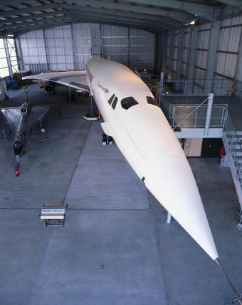 Concorde 002, 1972.