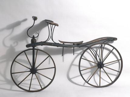 Hobby horse, c 1818.