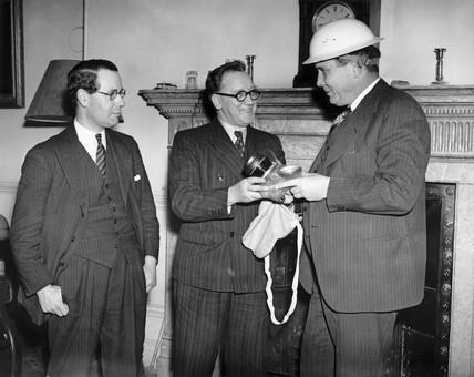 Wendell Wilkie, an American envoy, 29 January 1941.