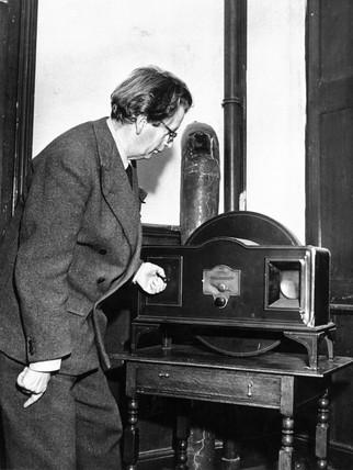 John Logie Baird, 20 February 1943.