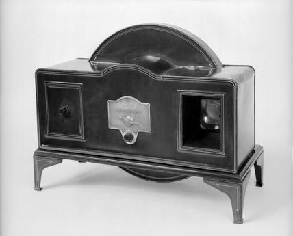 Baird disc model televisor, 1930.
