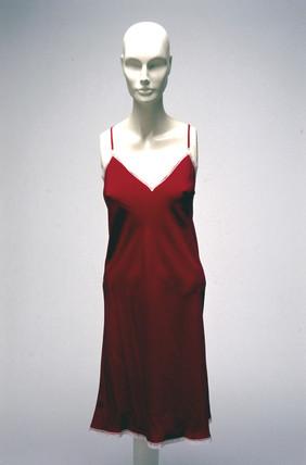 Woman's slip, c 1990s.