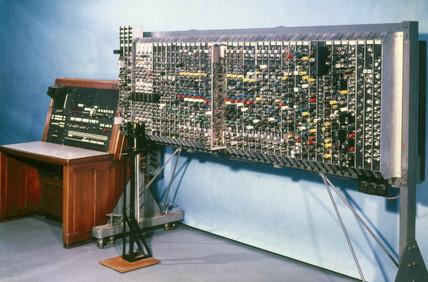 Pilot ACE (Automatic Computing Engine), 1950.