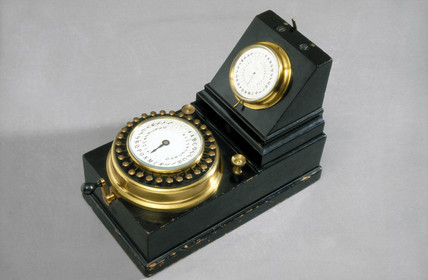Wheatstone's portable ABC telegraph, 1858.
