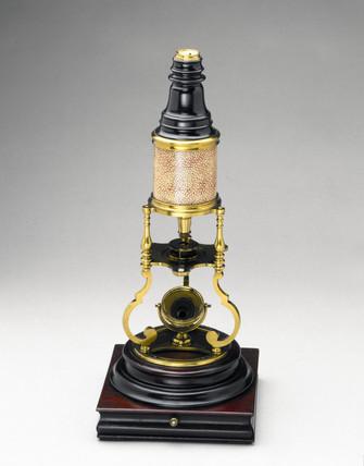Culpeper microscope, c 1746.