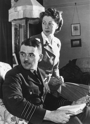 Frank Whittle (1907-1996), inventor of the
