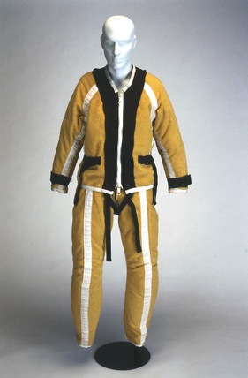 Motorcycle protective clothing, 1996.