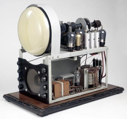 Ferranti television receiver, c 1930s.