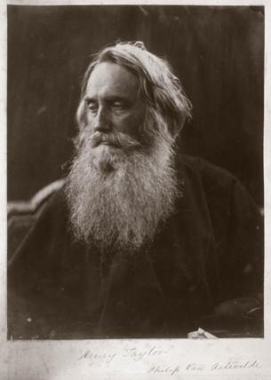 'Henry Taylor', 1864.