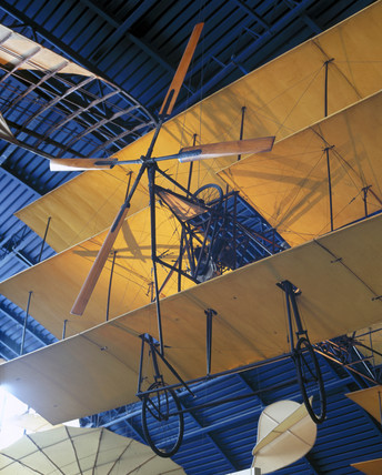 Flight Gallery, Science Museum, 1996.