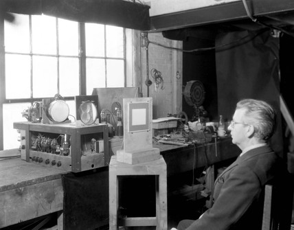 John Logie Baird, December 1942.