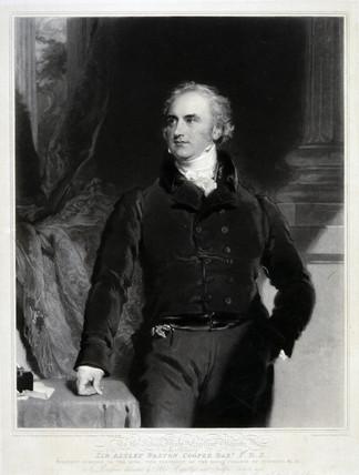 Sir Astley Cooper, c 1830.